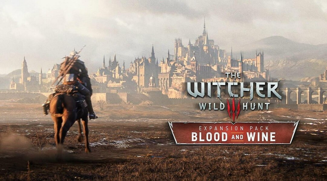 The Witcher 3: Blood and Wine: Release-Termin bekanntgegeben