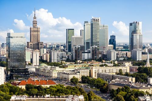 Lebt es sich In Warschau besser als in London?