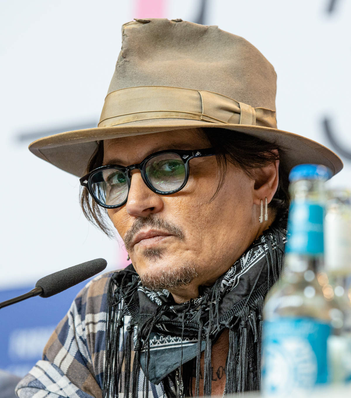 Johnny Depp / Foto: Harald Krichel via Wikimedia Commons