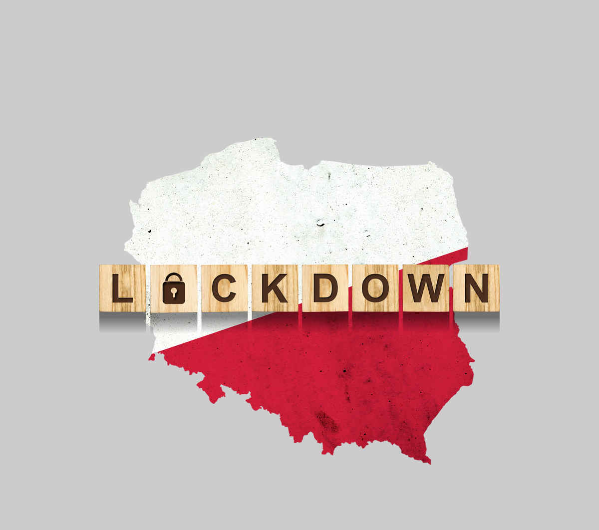 Lockdown in ganz Polen!