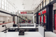 """Bibliothek """"Stacja Kultura"""" in Rumia / Rahmel"""