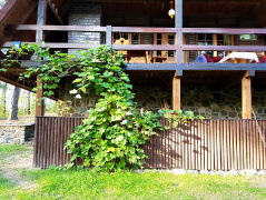 Natur Pur - Ferienhaus im Wald