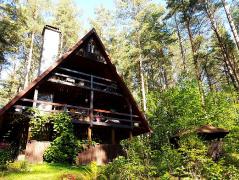 Sommerurlaub in Masuren - Ferienhaus am See