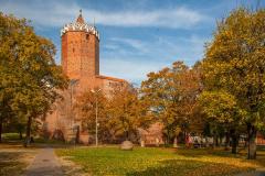 Schloss in Łęczyca, Foto: www.fotowojcik.pl
