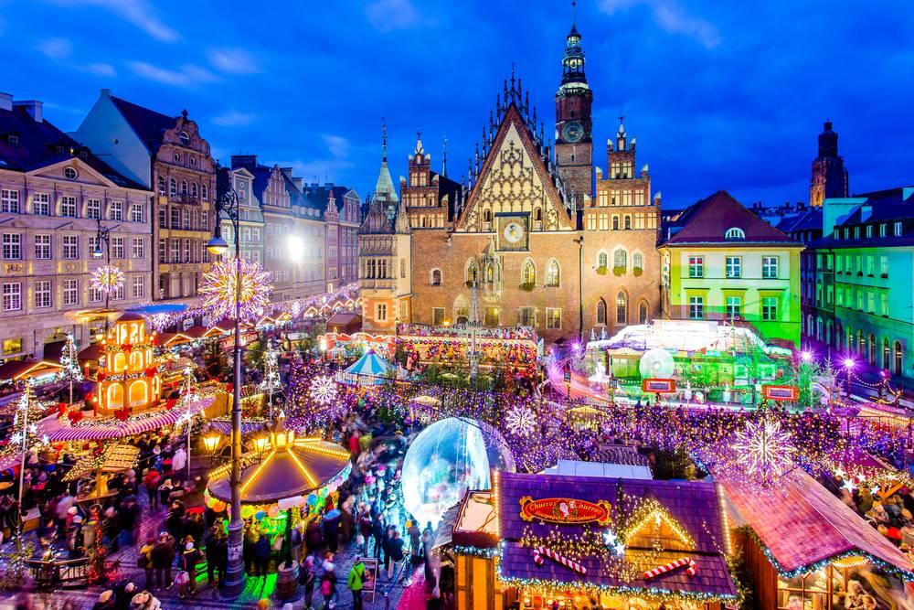 Weihnachtsmarkt Die Schönsten.Die Schönsten Weihnachtsmärkte In Polen
