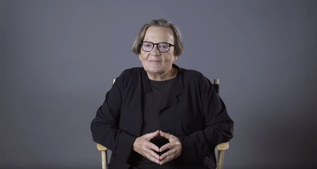 Agnieszka Holland / Bild: Screenshoot