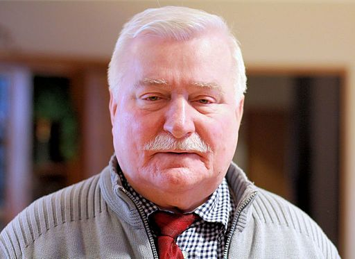 Lech Wałęsa (Foto: Jarle Vines (Own work) [CC BY 3.0 (http://creativecommons.org/licenses/by/3.0)], via Wikimedia Commons)