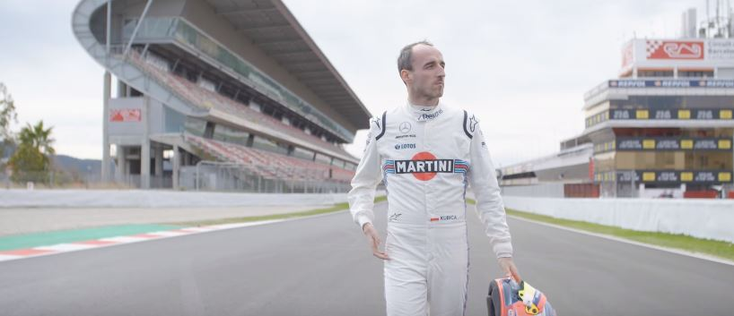 Robert Kubica / Bild: YouTube