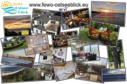 Ferienwohnug – Ostsee – 2 Zimmer, Meerblick, große Dachterrasse