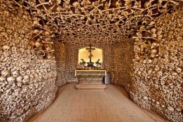 Die Schädelkapelle von Czermna