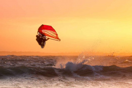 Windsurfen in Polen